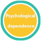 psychological dependence